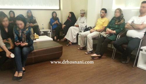 مطب دکتر حسنانی جراح زیبایی